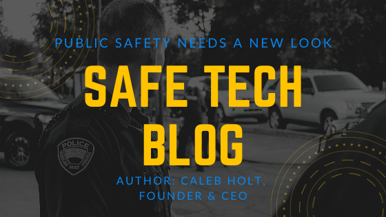 Public Safety Needs a New Look