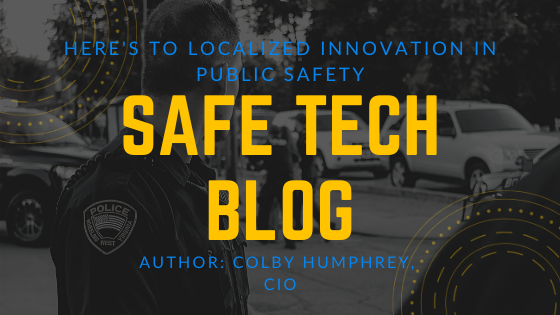 Here's to Localized Innovation in Public Safety